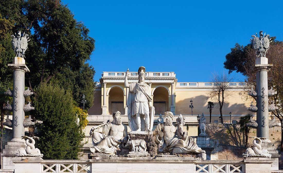 Tour In Segway Villa Borghese Segway Tour Esclusivi A Roma