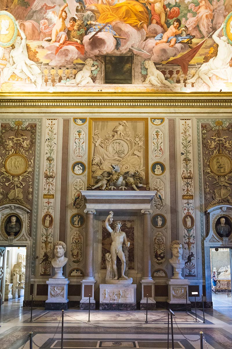 Gallery: Visiting The Borghese Gallery