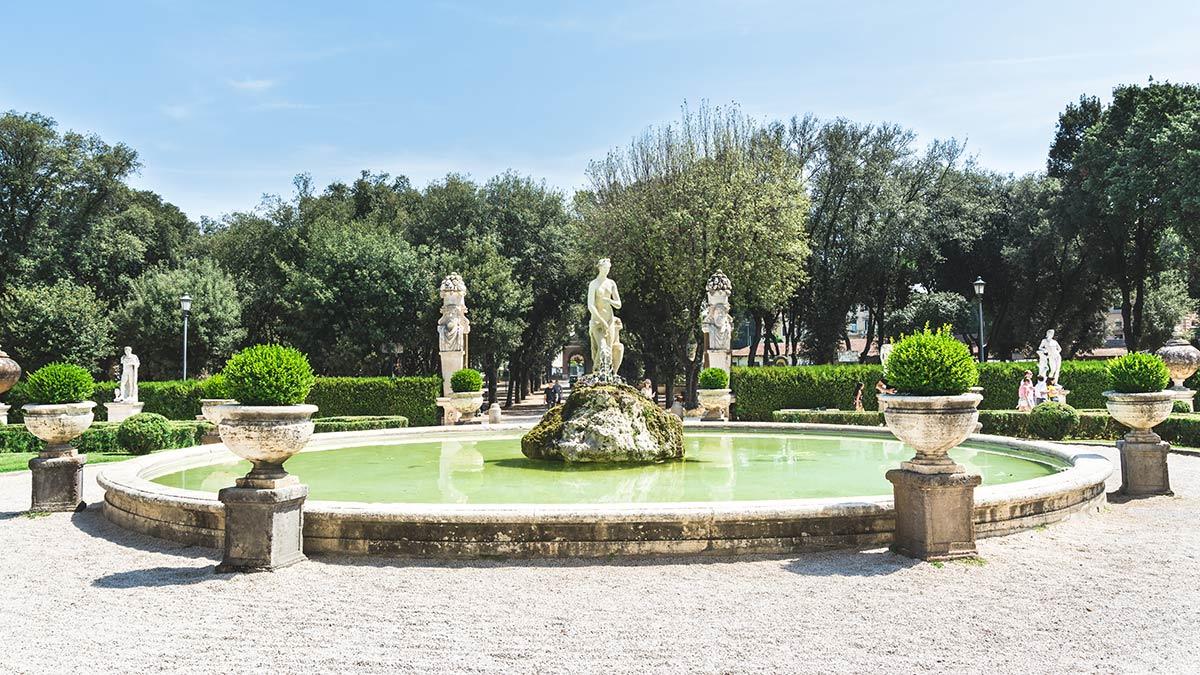 Villa Borghese Gardens In Rome How To Visit Villa Borghese