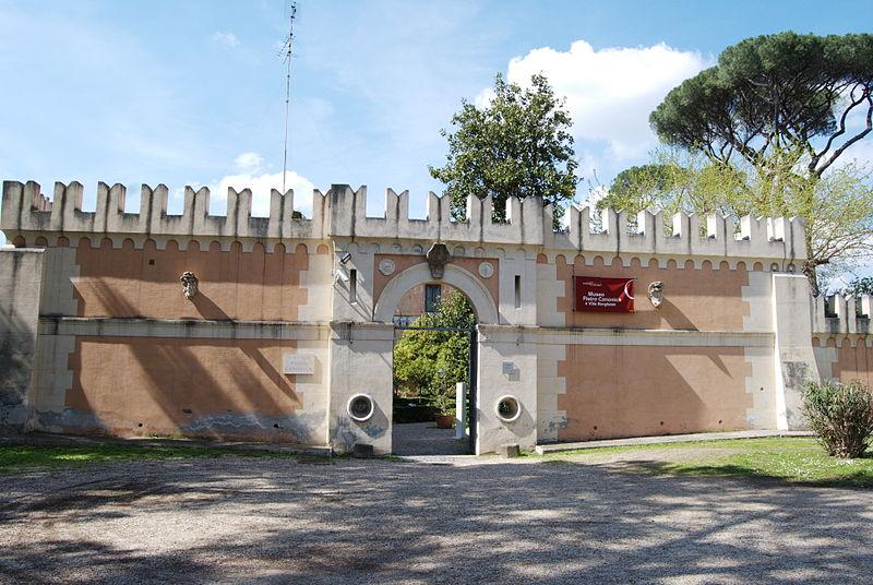 Pietro Canonica Museum