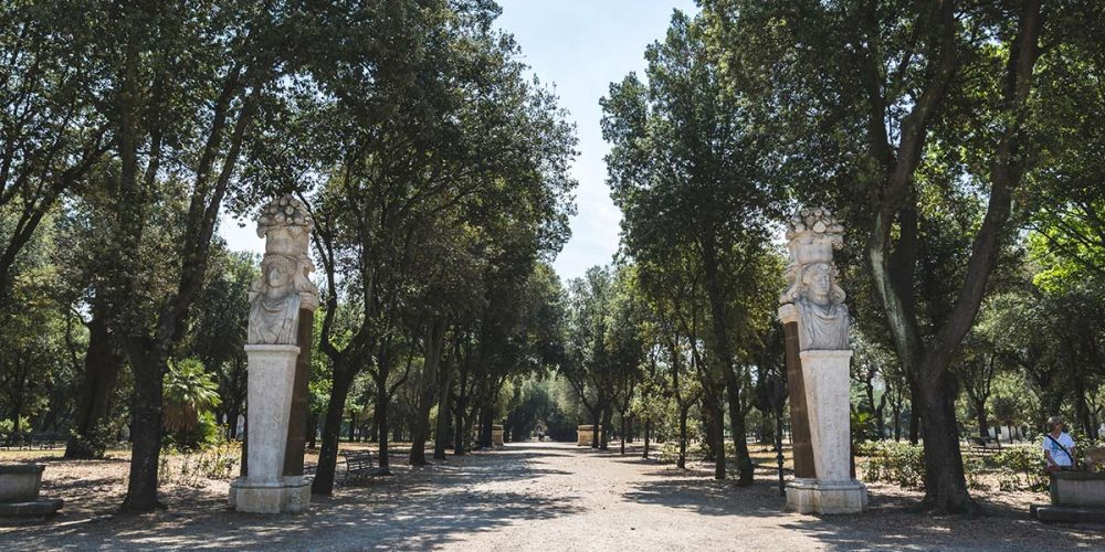 Things to do in Villa Borghese